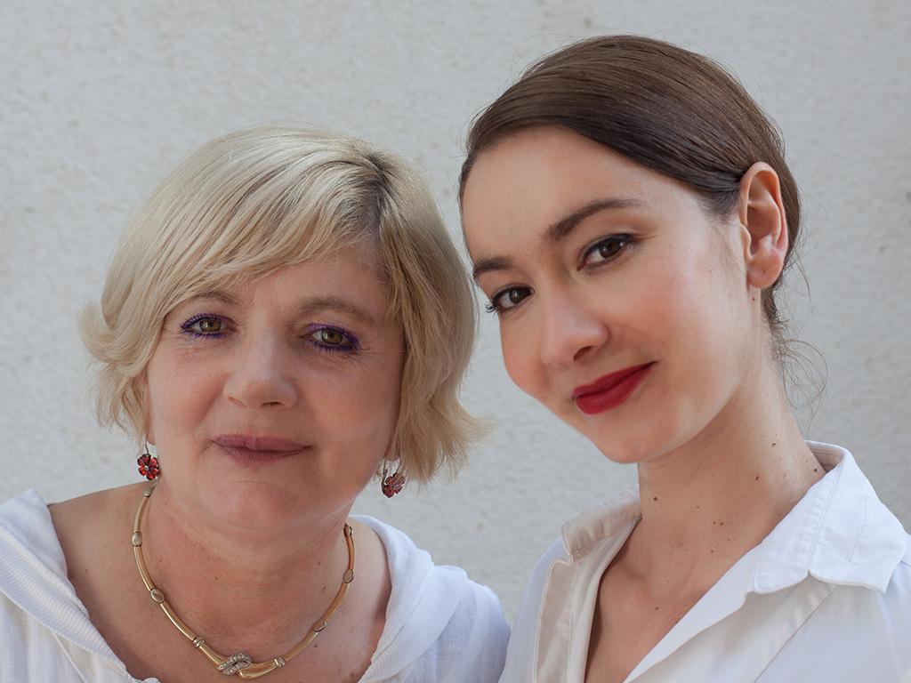 Ivana i Mirja Gogić
